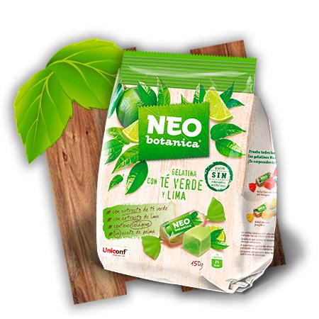 gelatina-con-te-verde